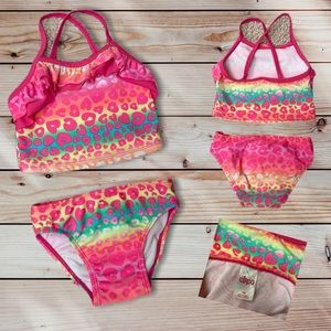 ☀️4/$30☀️Two piece bathing suit 18 months